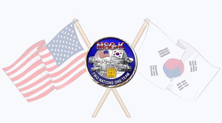 Excellence at the USAMSC-K, Directorate for Maintenance in Korea